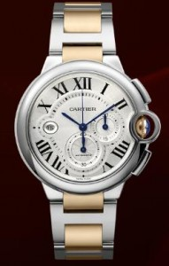 The Ballon Bleu de Cartier Extra-Large Chronograph