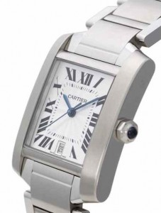 Image of the Cartier Tank W51002Q3