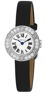 Image - Cartier Love 18k White Gold Diamond Ladies Watch WE800331