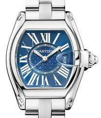 Cartier Roadster Steel Extra Large Men's Watch W6206012