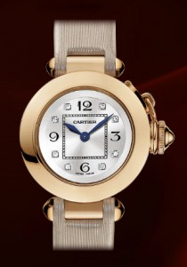 Image - Cartier Miss Pasha Ladies Watch WJ124028