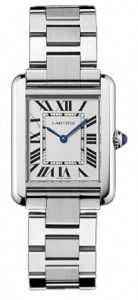 Cartier Women's W5200013 Tank Solo Small Watch