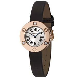 Cartier Love Gold Ladies Watch WE800431