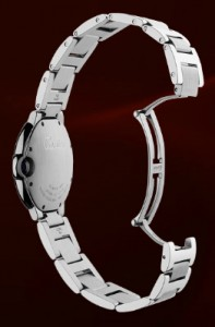 Image - Buckle detail of Cartier Ballon Bleu Stainless Steel W69011Z4 model