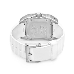 Image of the Back of the Cartier Santos 100 W20122U2