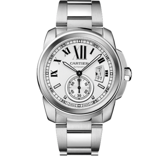 The Classic Calibre de Cartier Watch