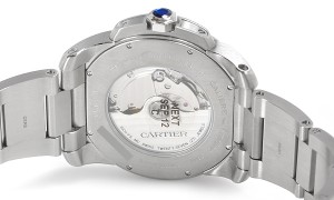 The Classic Calibre de Cartier Watch, Model W7100015