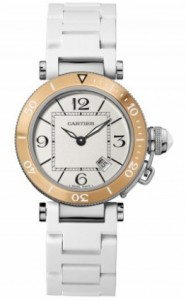 Cartier Pasha Seatimer Collection Women's Watch W3140001