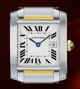 Cartier Tank Française Watch W51012Q4