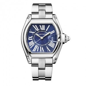 An image of the Cartier Roadster Steel W62048V3 watch