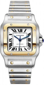 Picture of Cartier Santos Galbee W20099C4