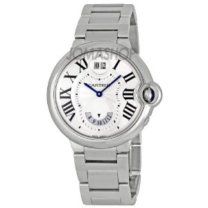 Ballon Bleu Cartier Men's W6920011 Stainless Steel Watch
