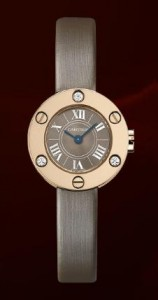 Cartier WE801131 Women's Love Rose Gold Diamond Watch