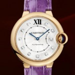 Front Face of Cartier Ballon Bleu WE902028