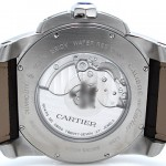 Back of the Cartier Calibre w7100039