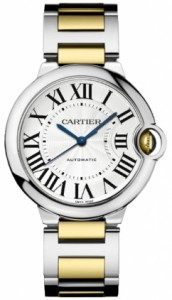 The Cartier Ballon Bleu Unisex Watch W6920047