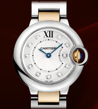Cartier Ballon Bleu WE902030
