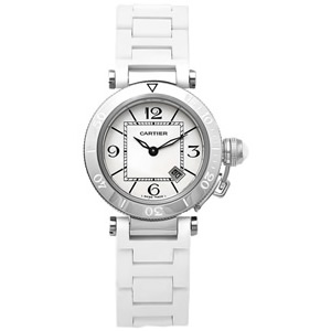 Face of Cartier Pasha W3140002