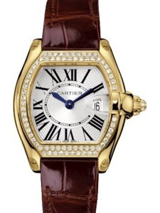 Cartier Roadster Quartz Women's Watch WE500160  Front