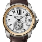 Cartier Calibre w7100039 watch face
