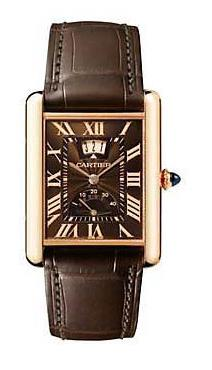 Image of Tank Louis Cartier W1560002 Men's Watch